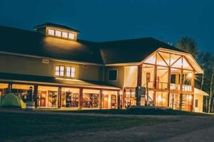 Tim Horton Camp Whiteshell