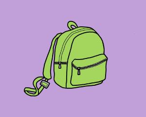 Backpack Program Illustration of Backpack