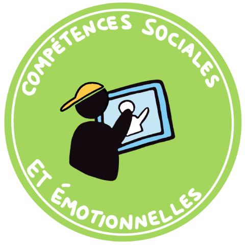 Icon du compétences sociales et émotionnelles